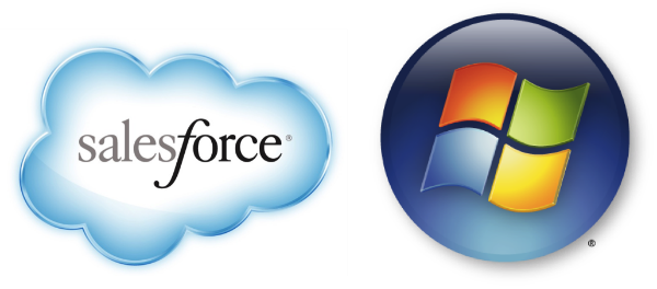 Salesforce and Microsoft