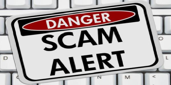 scam alert